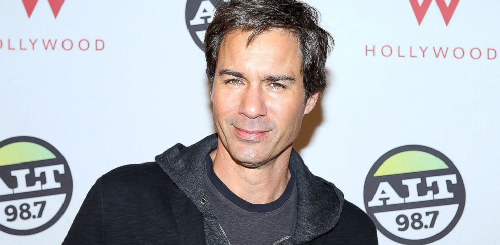 PHOTO: Eric McCormack attends The ALTimate Rooftop Christmas party held at W Hollywood, Dec. 9, 2013, in Hollywood, Calif.