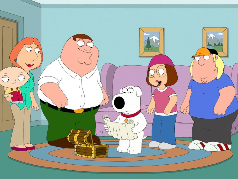 PHOTO: The season premiere episode of FAMILY GUY airied Sunday, Sept. 29, 2013 on FOX.