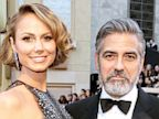 PHOTO: Stacy Keibler and George Clooney