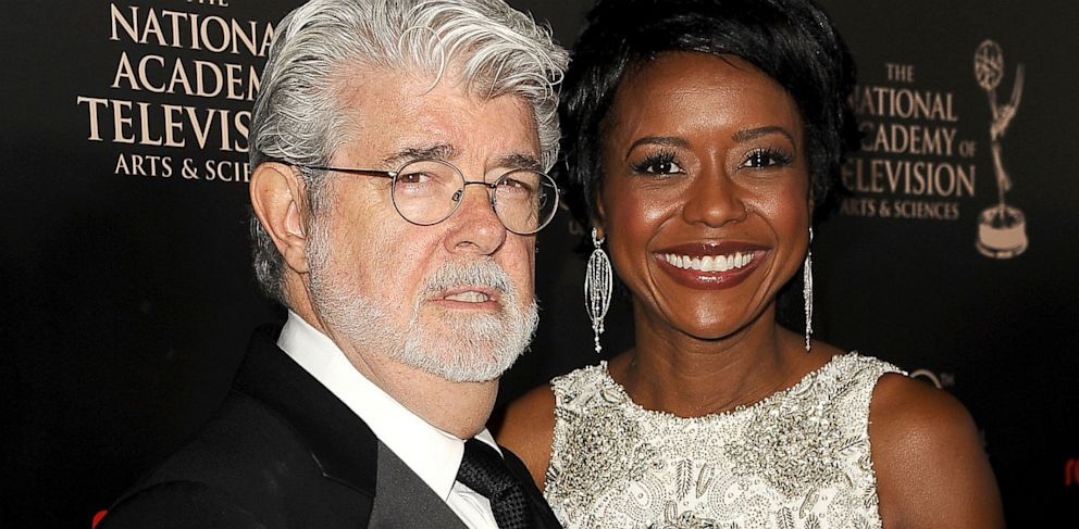 PHOTO: George Lucas And Wife Have Baby
