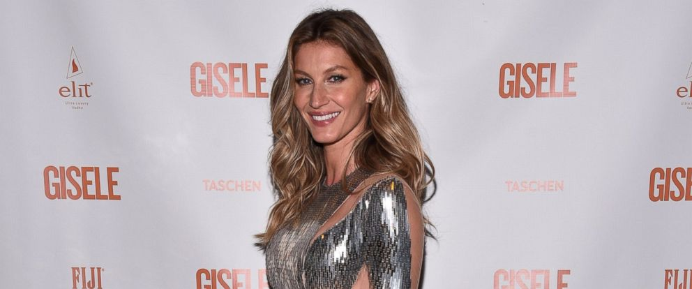PHOTO: Gisele Bundchen attends her Spring Fling book launch, April 30, 2016, in New York City.