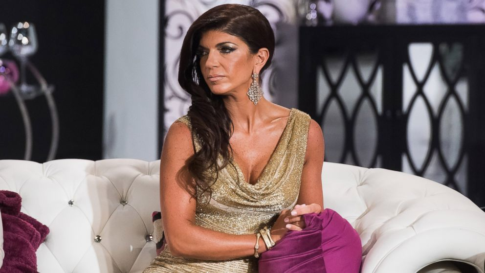 """Teresa Giudice is pictured in a still from """"The Real Housewives of New Jersey."""""""