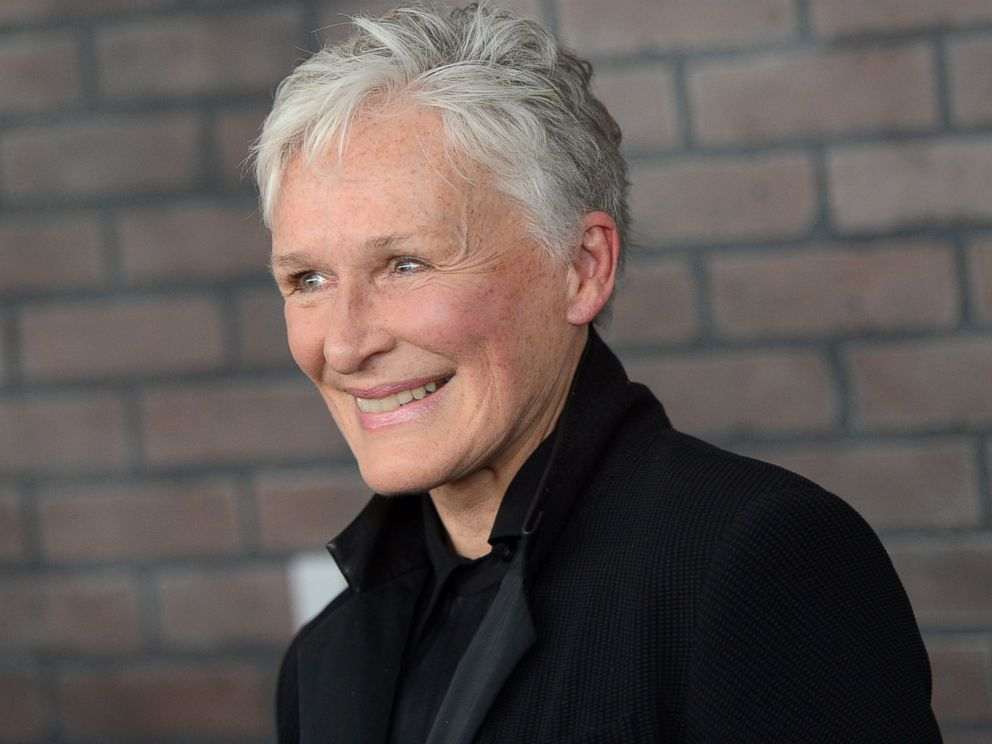 PHOTO: Glenn Close attends the Vinyl New York premiere at Ziegfeld Theatre, Jan. 15, 2016 in New York.