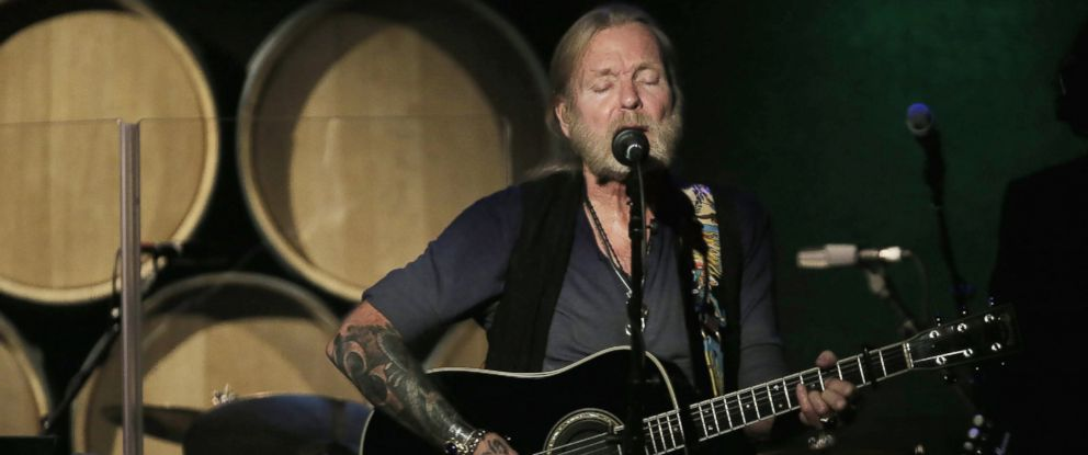 PHOTO: Gregg Allman performs at City Winery, Nov. 2, 2015 in New York.