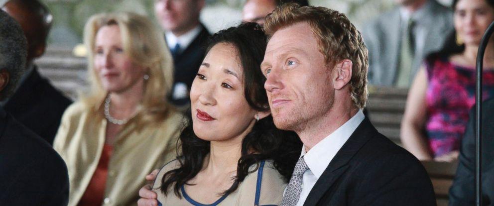 Sandra Oh Has Greys Anatomy Reunion With Former Tv Husband Kevin