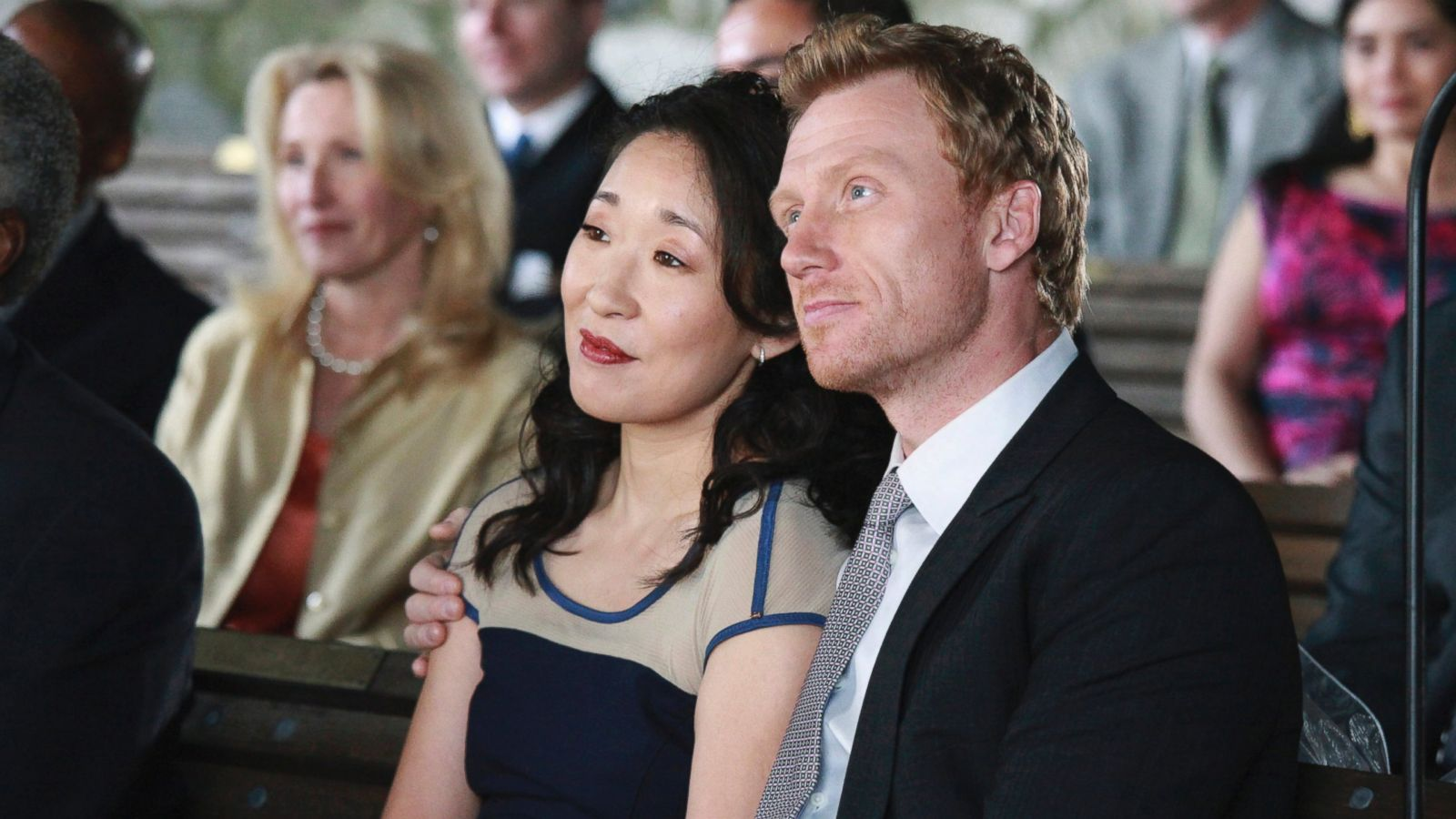 Sandra Oh Has \'Grey\'s Anatomy\' Reunion With Former TV Husband Kevin ...