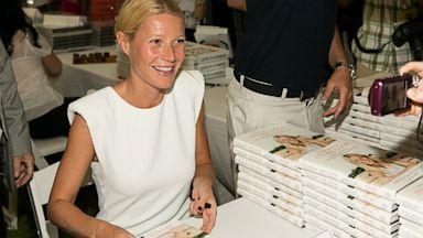 PHOTO: Gwyneth Paltrow Book Signing