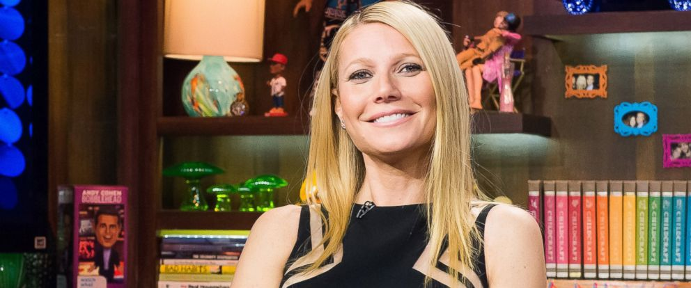 """PHOTO: Gwyneth Paltrow is pictured on """"Watch What Happens Live"""" on Jan. 15, 2015."""