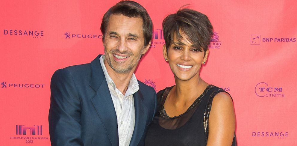 PHOTO: Halle Berry and Olivier Martinez