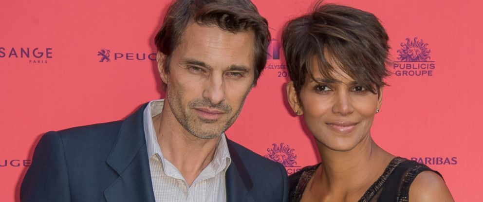 PHOTO:In this file photo, Halle Berry and Olivier Martinez Attend The Champs Elysees Film Festival 2013, June 13, 2013, in Paris.