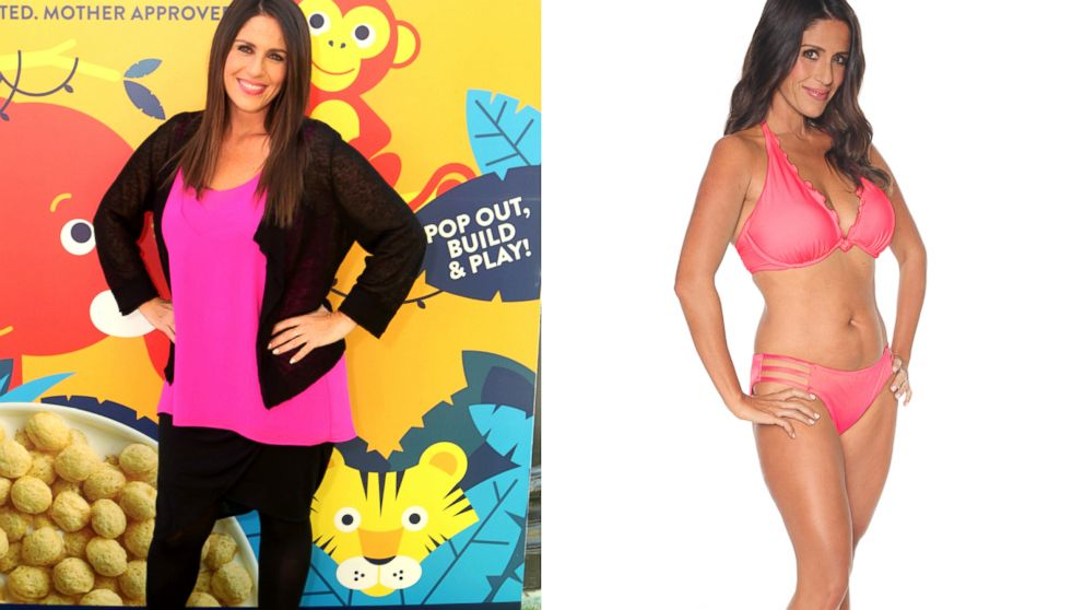 How Soleil Moon Frye Lost 40 Pounds Abc News