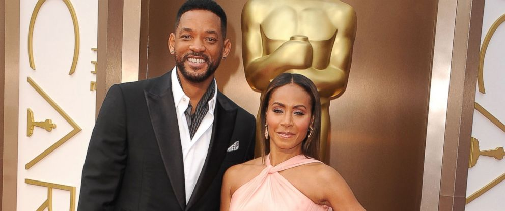 PHOTO: Will Smith and Jada Pinkett Smith at the 86th Annual Academy Awards at Hollywood & Highland Center in Hollywood, California, March 2, 2014.