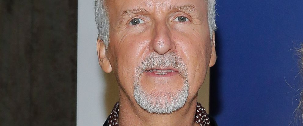 "PHOTO: Director James Cameron attends Deepsea Challenge 3D"" New York Premiere at American Museum of Natural History on August 4, 2014 in New York City."