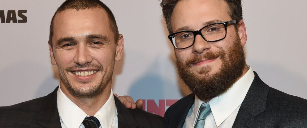 Seth Rogen and James Franco Address the Sony Hack - ABC News
