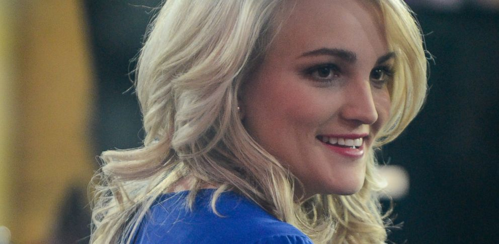 """PHOTO: Jamie Lynn Spears at the """"Today Show,"""" Dec. 19, 2013 in New York."""