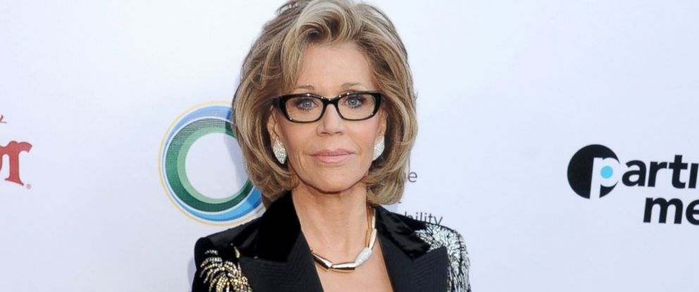 PHOTO: Jane Fonda attends UCLA Institute of the Environment and Sustainability celebration of the Champions Of Our Planets Future, March 24, 2016, in Beverly Hills, Calif.