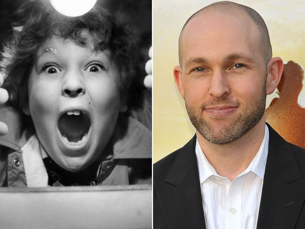PHOTO: Jeff Cohen played Chunk in the 1985 film, The Goonies.