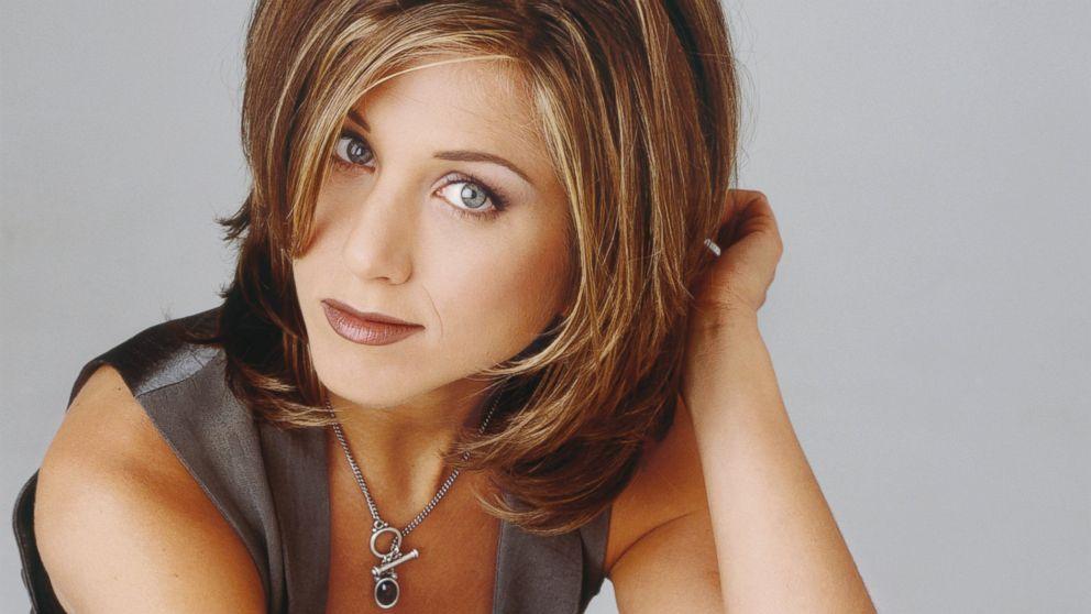 Jennifer Aniston Reveals Rachel Haircut Created When Stylist Was Stoned Abc News