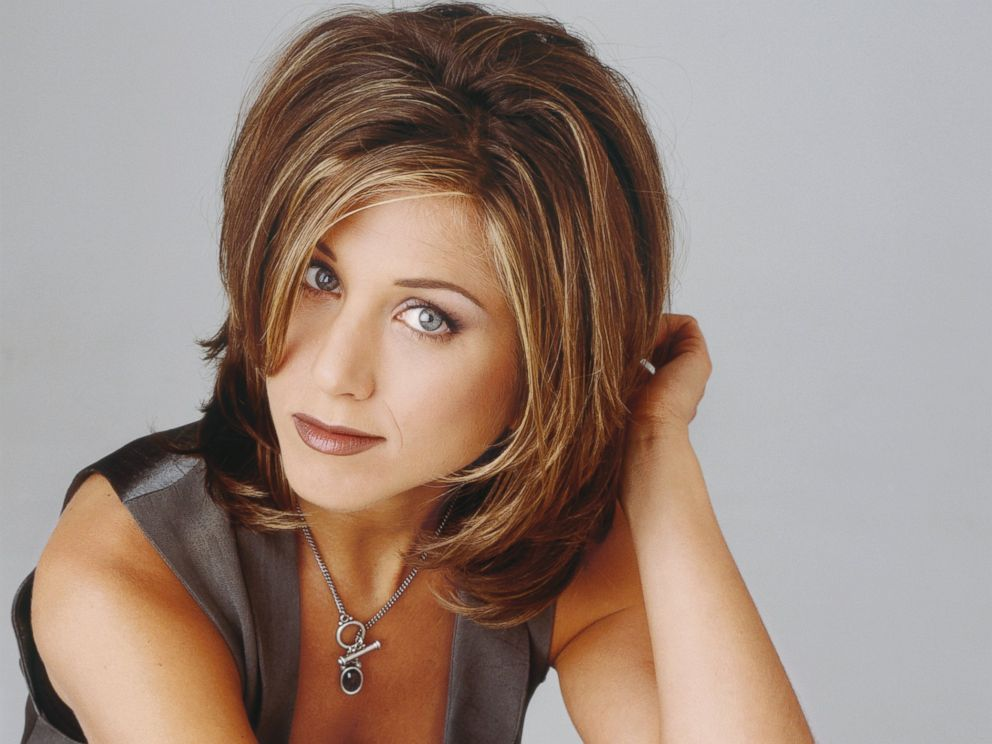 Jennifer Aniston Reveals Rachel Haircut Created When Stylist Was