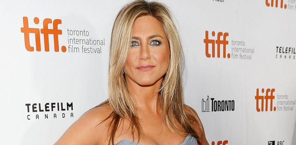 "PHOTO: Jennifer Aniston attends the premiere for ""Life Of Crime"" at Roy Thomson Hall, Sept. 14, 2013, in Toronto."