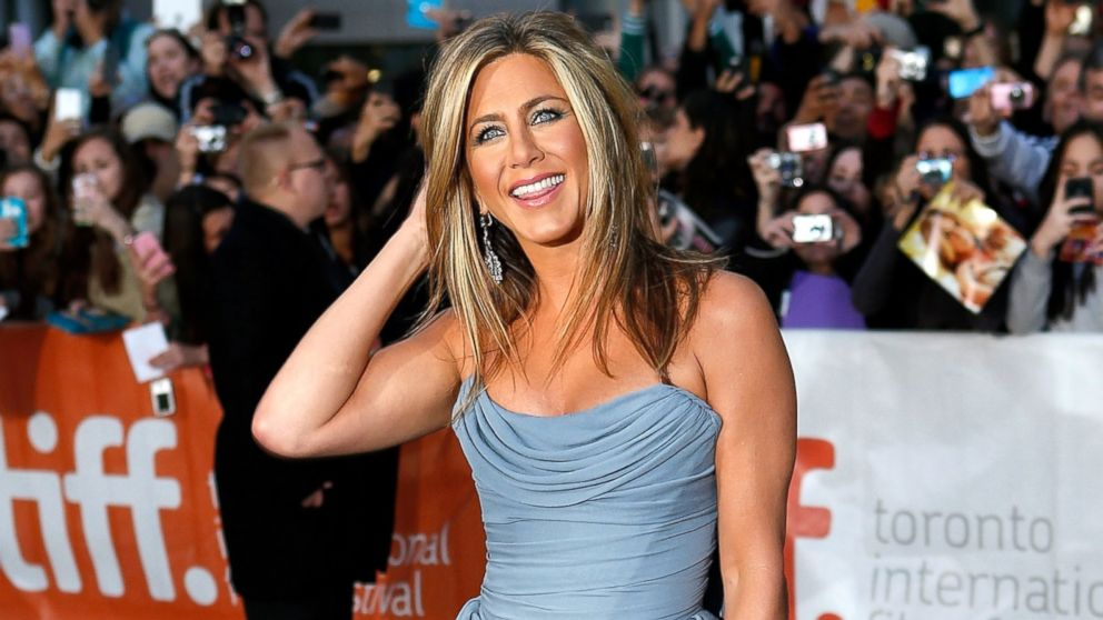 Jennifer Aniston Reveals Rachel Haircut Created When Stylist Was Stoned