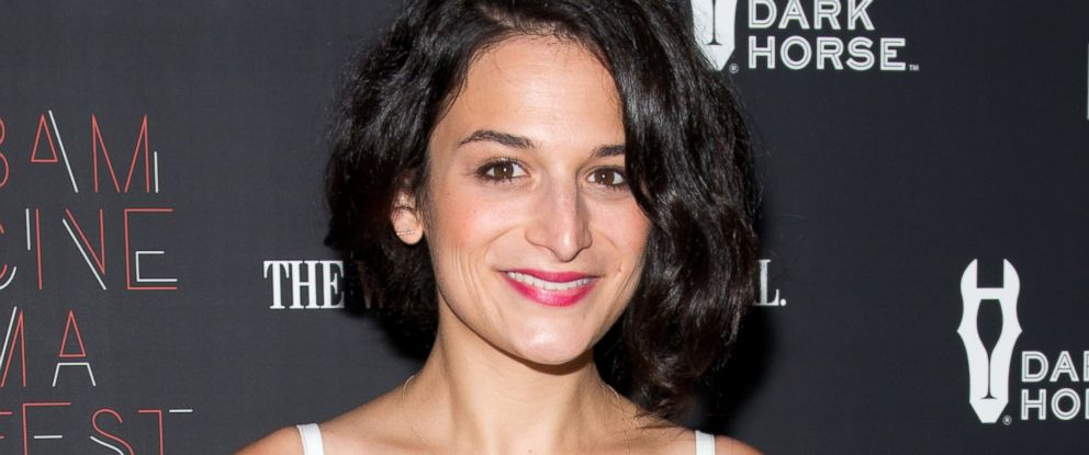 "PHOTO: Jenny Slate attends the ""Boyhood"" opening night screening during the 2014 BAMcinemaFest at BAM Harvey Theater, June 18, 2014, in New York City."