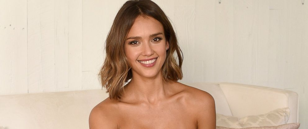 PHOTO: Jessica Alba is pictured on April 29, 2015 in Los Angeles.