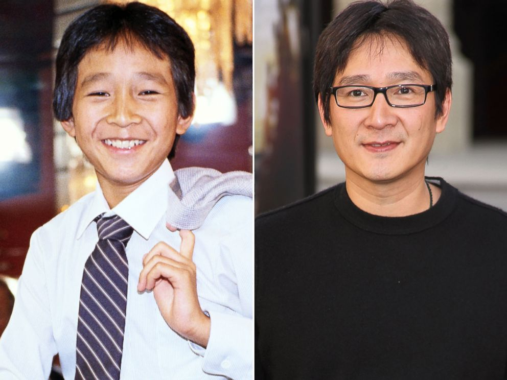PHOTO: Jonathan Ke Quan played Data in the 1985 film, The Goonies.