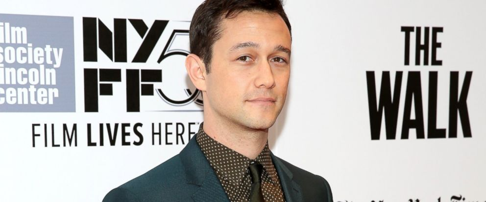 """PHOTO: Joseph Gordon-Levitt attends the Opening Night Gala Presentation and """"The Walk"""" World Premiere during 53rd New York Film Festival at Alice Tully Hall at Lincoln Center, Sept.26, 2015, in New York City."""
