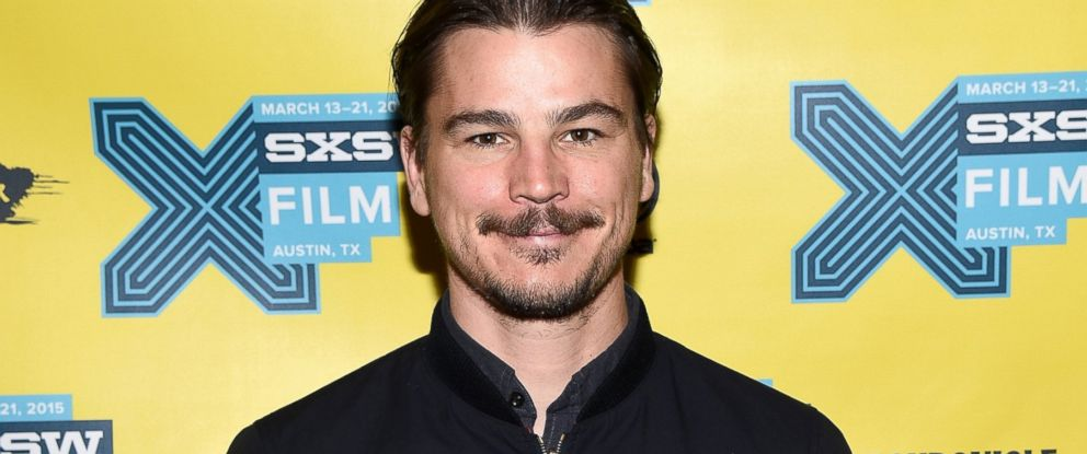 """PHOTO: Josh Hartnett arrives at the premiere of """"Wild Horses"""" during the 2015 SXSW Music, FIlm + Interactive Festival at the Paramount Theatre, March 17, 2015, in Austin."""