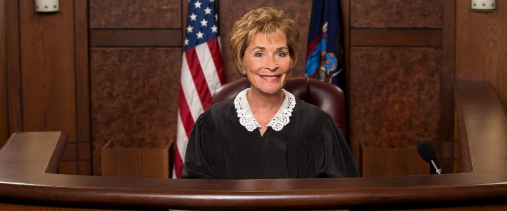 PHOTO: Judge Judy Sheindlin is pictured on April 14, 2014.