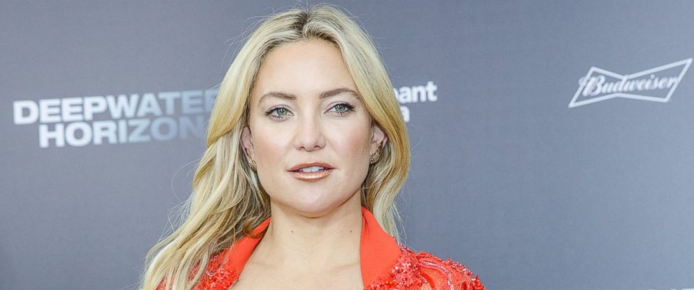 """PHOTO: Kate Hudson attends the New Orleans premiere of """"Deepwater Horizon"""" at The Orpheum Theater, Sept. 19, 2016 in New Orleans, Louisiana."""