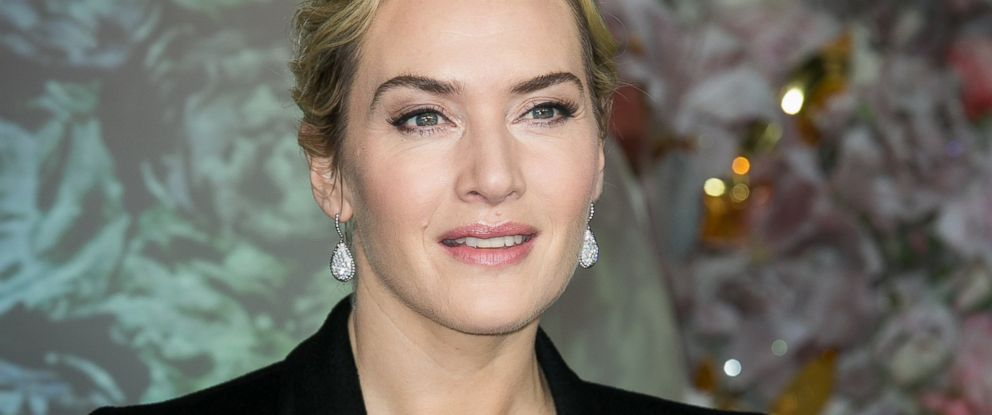 PHOTO: Kate Winslet attends the Christmas Decorations Inauguration at Printemps Haussmann in Paris, Nov. 6, 2015.