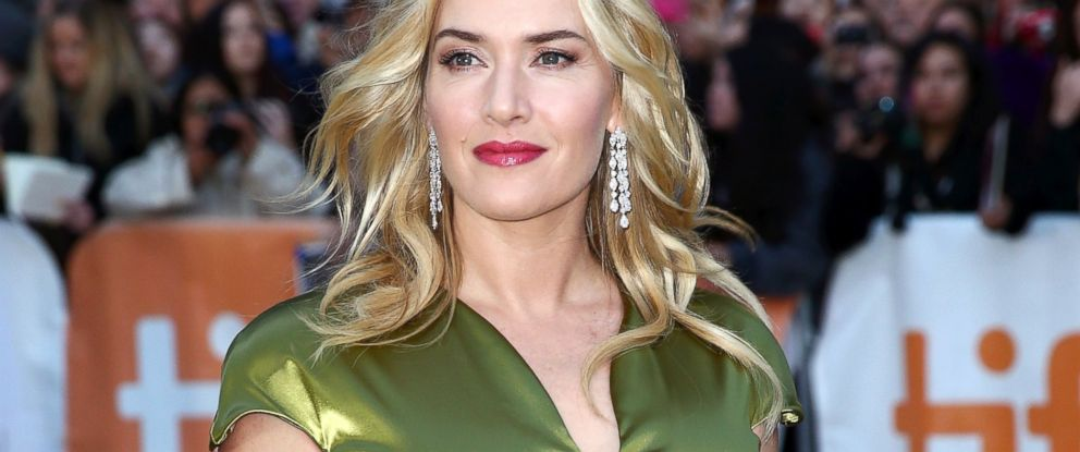 """PHOTO: Kate Winslet attends the """"A Little Chaos"""" premiere during the 2014 Toronto International Film Festival at Roy Thomson Hall, Sept. 13, 2014, in Toronto."""
