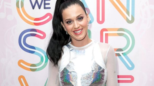 PHOTO: Katy Perry attends the AMP 97.1 celebration of her new album Prism in Hollywood, Calif., Oct. 23, 2013.