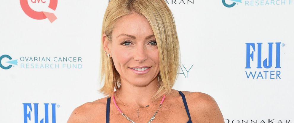 PHOTO: Kelly Ripa is pictured on July 26, 2014 in New York City.