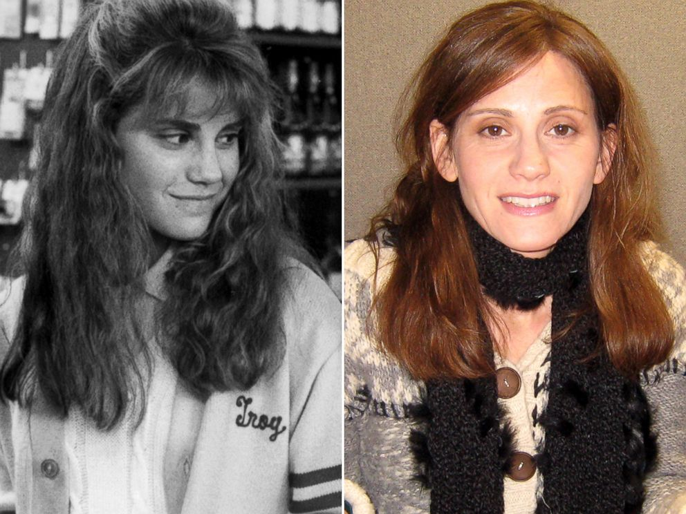 PHOTO: Kerri Green played Andy in the 1985 film, The Goonies.
