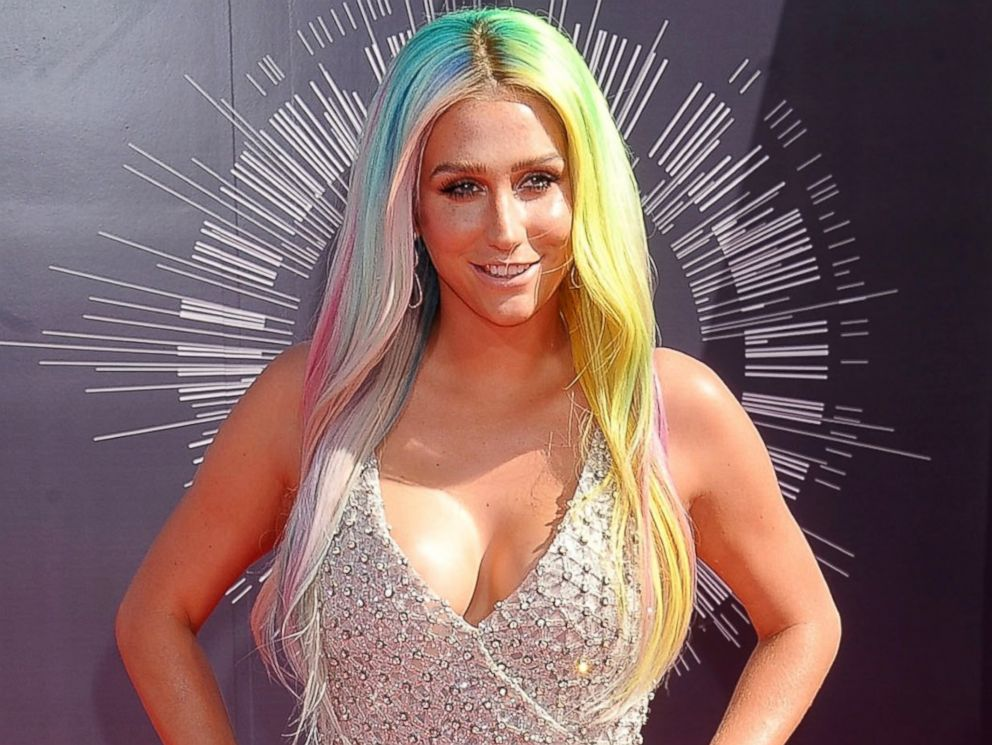 Kesha Once Speculated That This Famous Artist Is Her Real Father