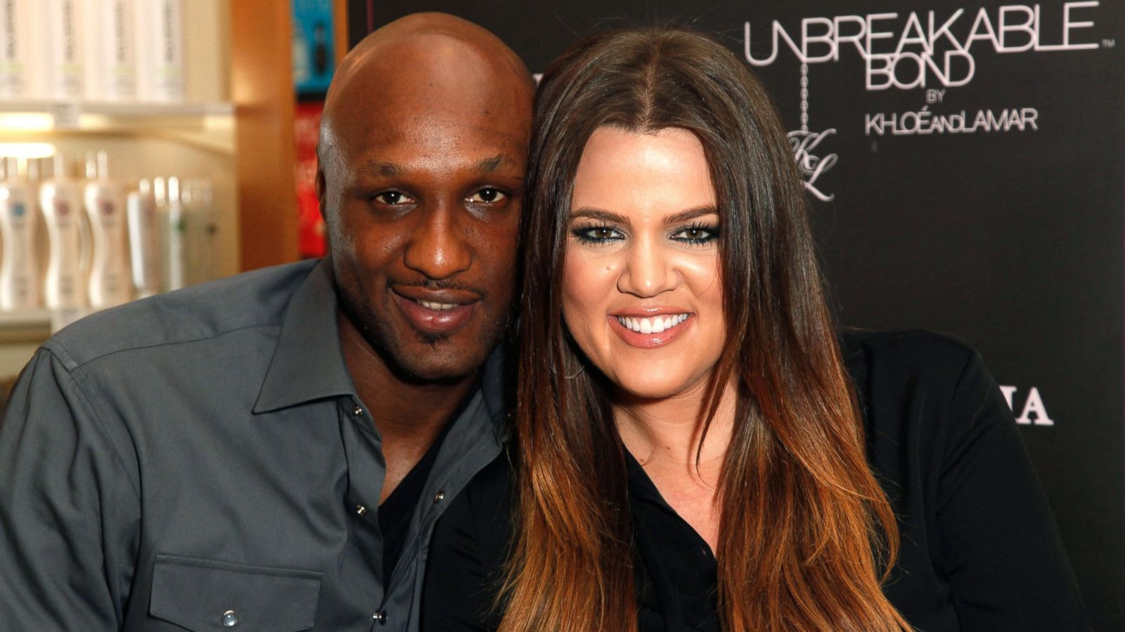 Image result for lamar and khloe