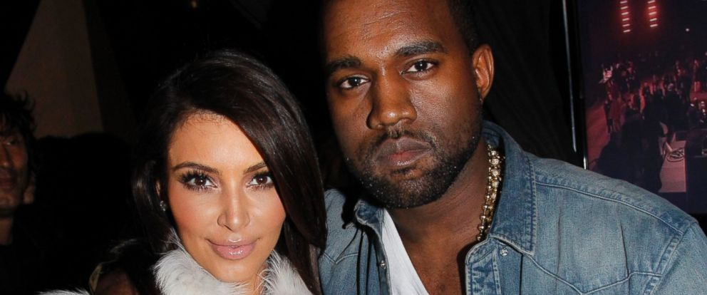 PHOTO: Kim Kardashian and Kanye West attend the Kanye West Ready-To-Wear Fall/Winter 2012 show as part of Paris Fashion Week at Halle Freyssinet in this March 6, 2012, file photo.