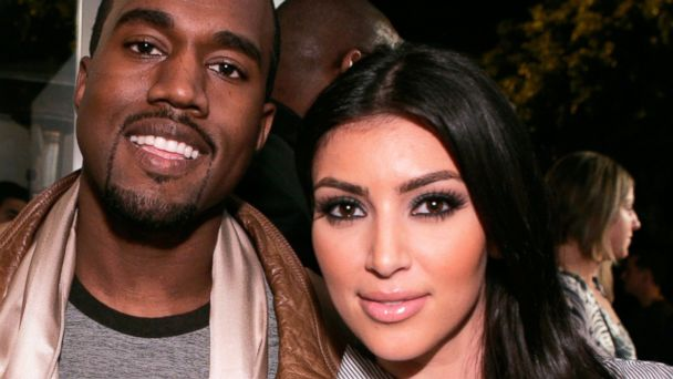 PHOTO: Music recording artist Kanye West, left, and socialite Kim Kardashian attend the grand opening of Intermix in this Sept. 25, 2007, file photo in Los Angeles, Calif.