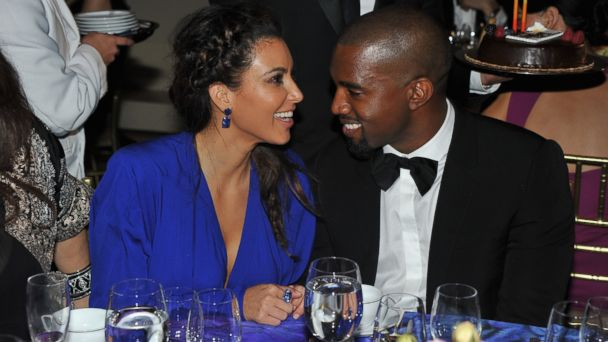 PHOTO: Kim Kardashian and Kayne West attend the Angel Ball 2012 hosted by Gabrielles Angel Foundation at Cipriani Wall Street in this Oct. 22, 2012, file photo in New York City.