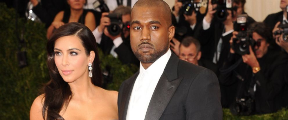 """PHOTO: Kim Kardashian, left, and Kanye West, right, attend the """"Charles James: Beyond Fashion"""" Costume Institute Gala at the Metropolitan Museum of Art on May 5, 2014 in New York City."""