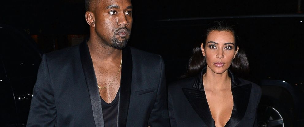 PHOTO: Kanye West and Kim Kardashian arrive to Soho House New York in this Nov. 6, 2014 file photo in New York.