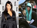 PHOTO: Kim Kardashian and Amanda Bynes