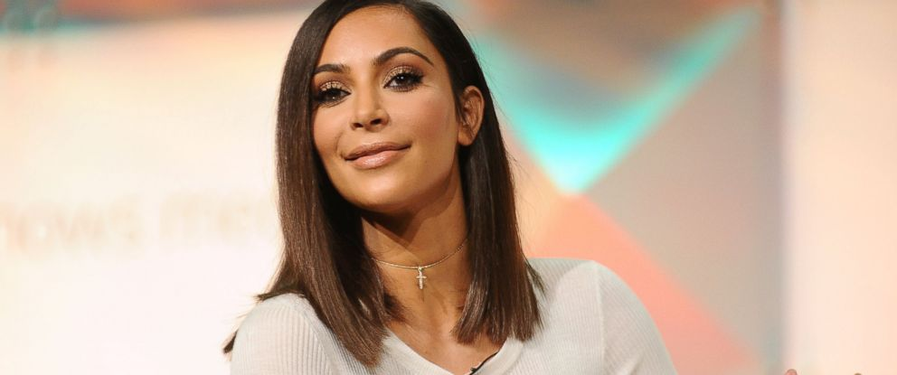 PHOTO: Kim Kardashian attends the #BlogHer16 Experts Among Us conference at JW Marriott Los Angeles at L.A. LIVE, Aug. 5, 2016 in Los Angeles.