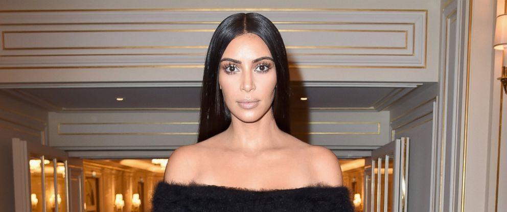 PHOTO: Kim Kardashian West attends Buro 24/7 Fashion Forward Initiative as part of Paris Fashion Week Womenswear Spring/Summer 2016 at Hotel Ritz, Sept. 30, 2016 in Paris.