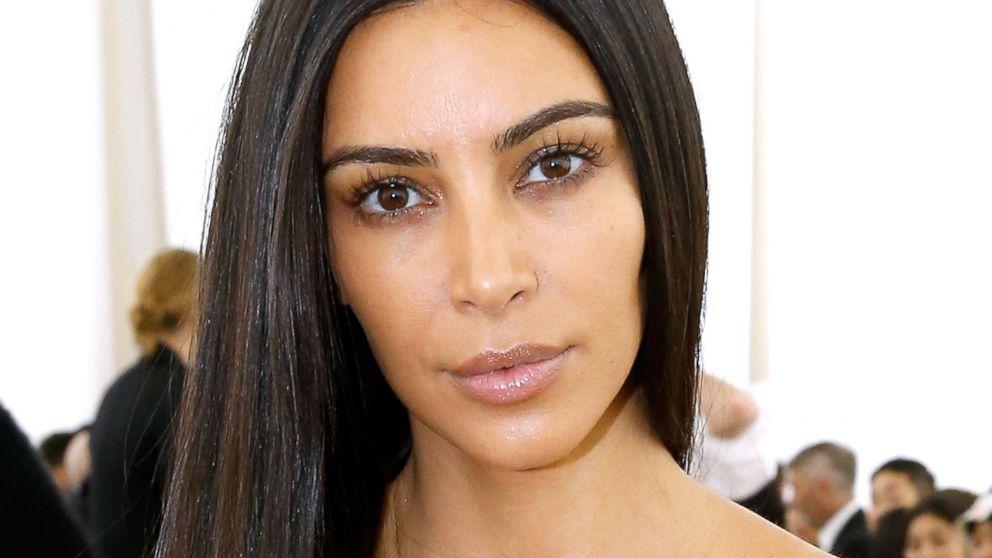 Kim Kardashian West Is Latest Celebrity To Go Without Makeup Abc - Kim-k-without-makeup