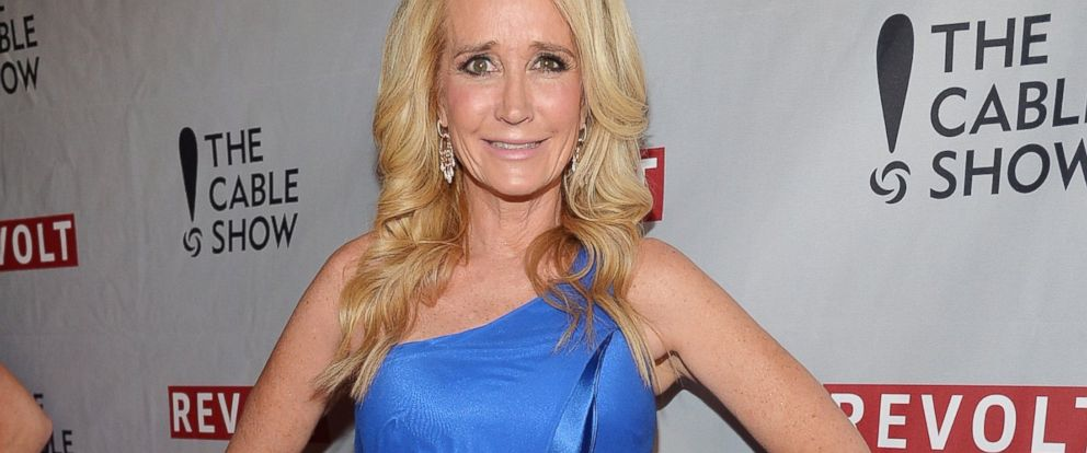 Kim Richards Talks to Dr  Phil About Her Arrest - ABC News