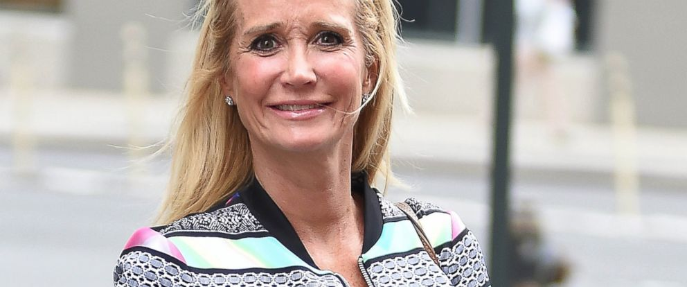 PHOTO: Kim Richards is seen in this May 16, 2014 file photo in New York.